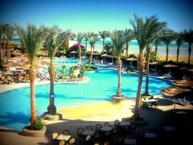 Luxury rooms @ Panorama Hurgada - Hurghada - Bed & Breakfast