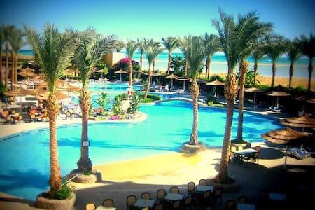 Luxury rooms @ Panorama Hurgada - Hurghada - Szoba reggelivel