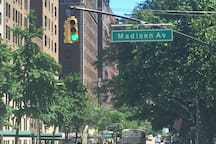 Lose all track of time exploring the streets of the charming Upper East Side.