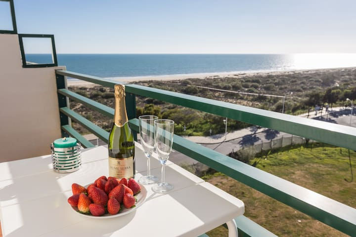 Beach House - Monte Gordo - Appartement