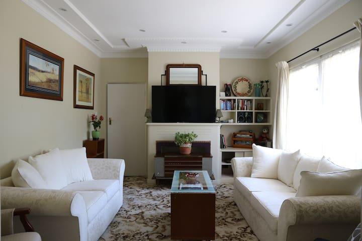 Family Room - The Evergreen Bed & Breakfast - แบรดดอน - ที่พักพร้อมอาหารเช้า