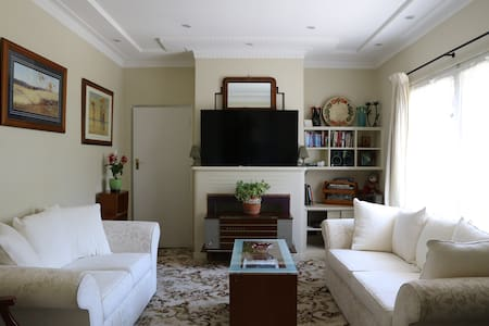 Family Room - The Evergreen Bed & Breakfast - Braddon