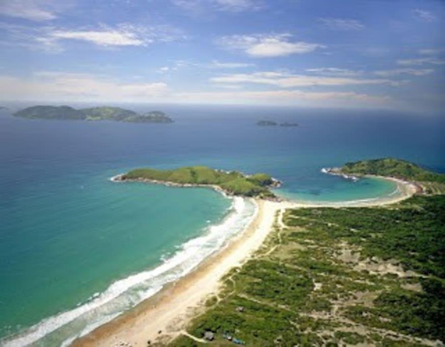 Praia do Peró e Conchas - Cabo Frio/RJ