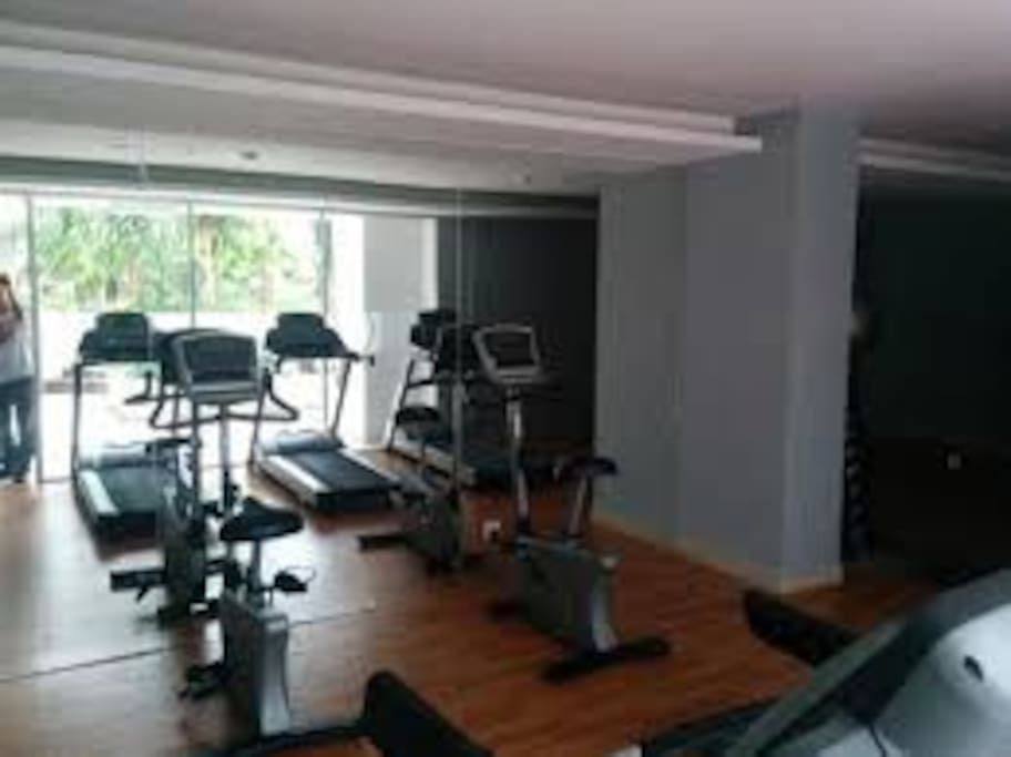 GYM @ GROUND FLOOR