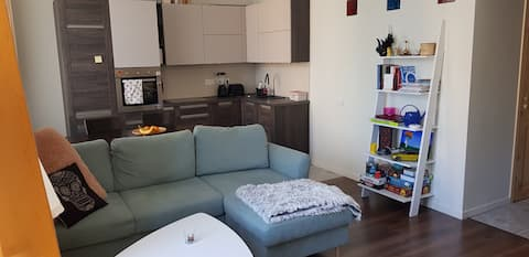Fully equipped spacious apartment w/ BIKE RENTAL
