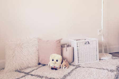 Female only | Spacious and clean private room - บอสตัน - อพาร์ทเมนท์