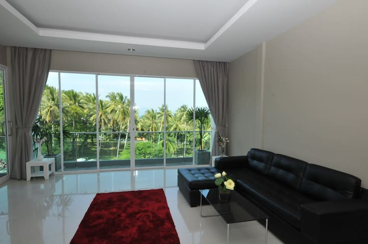Penthouse Suite in Surin Beach, Phuket - Thalang - Wohnung