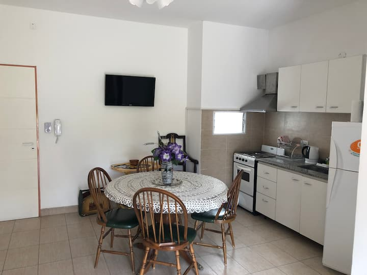 Apartment w/bedroom 50m² Pilar Near Austral