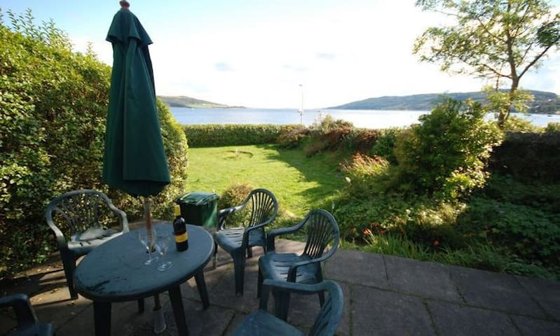 Corran Cottage in Tighnabruaich