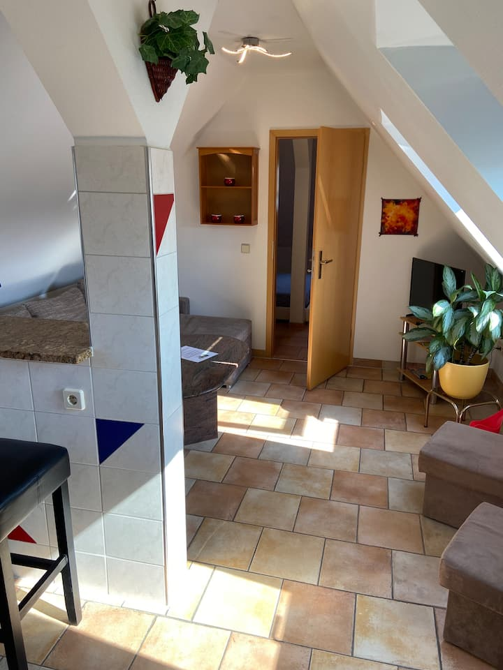apartment in DG nr.4 for 2-3 adults