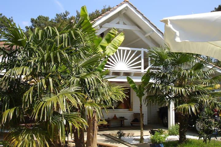 Villa Océane entre mer et forêt