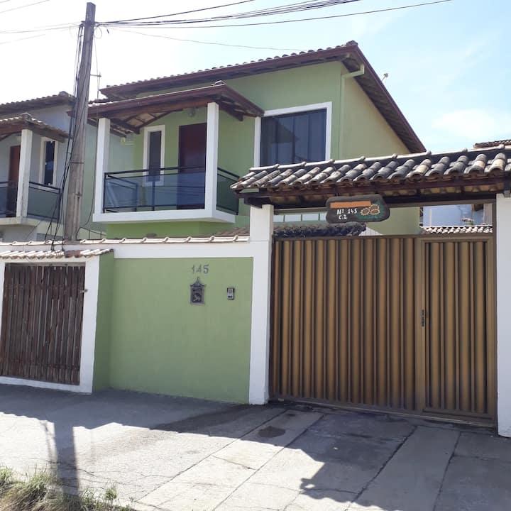 Village Rio das Ostras - 3 quartos 2 suítes