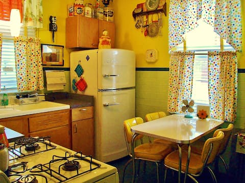 Cabin Fever? Time for a Retro  Staycation!
