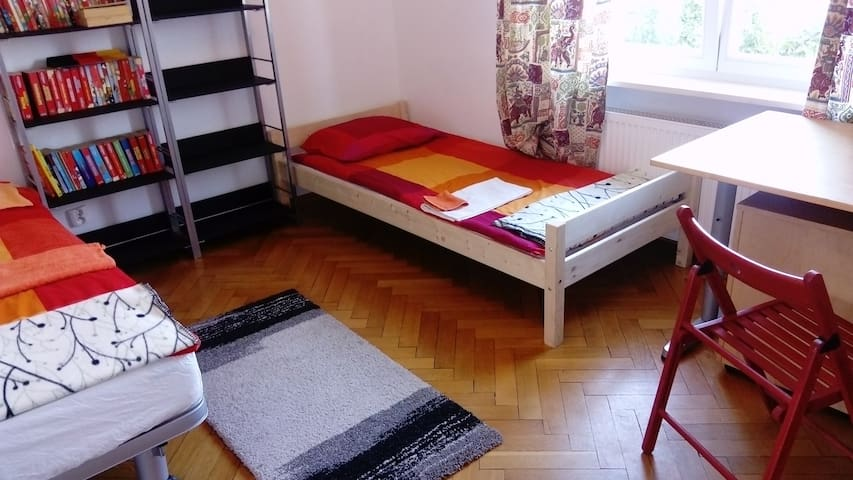 Comfortable room for two, Gdynia Bałtycka street.