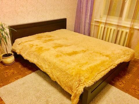 Уютная квартира в центре Борисова