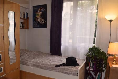 Cozy studio in the center of Paris - Apartment