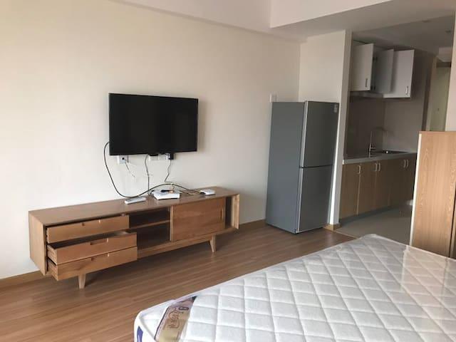 通达杭城的地铁口酒店公寓  偶尔还可以作陪游杭