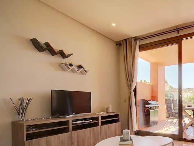 Garden Apartment Sotoserena- Fantastic condo for family and frineds