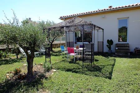 Maison en Provence sous l'olivier - Morières-lès-Avignon - Huis
