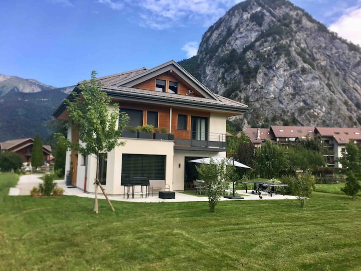 Villa Moderne -Annecy mountains