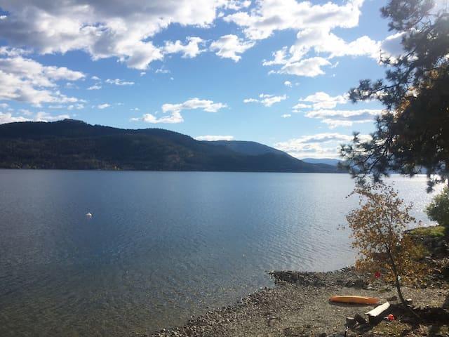Heaven on the Lake