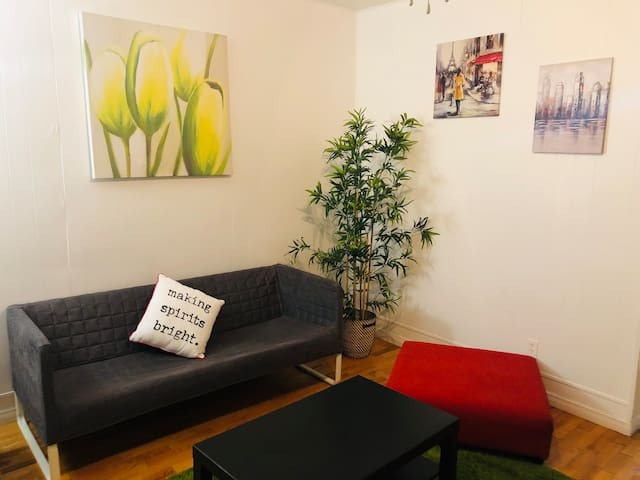 Plateau Apartment - Great for Students: Room 5