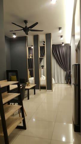 [20]Studio Homestay@Parc Regency JB