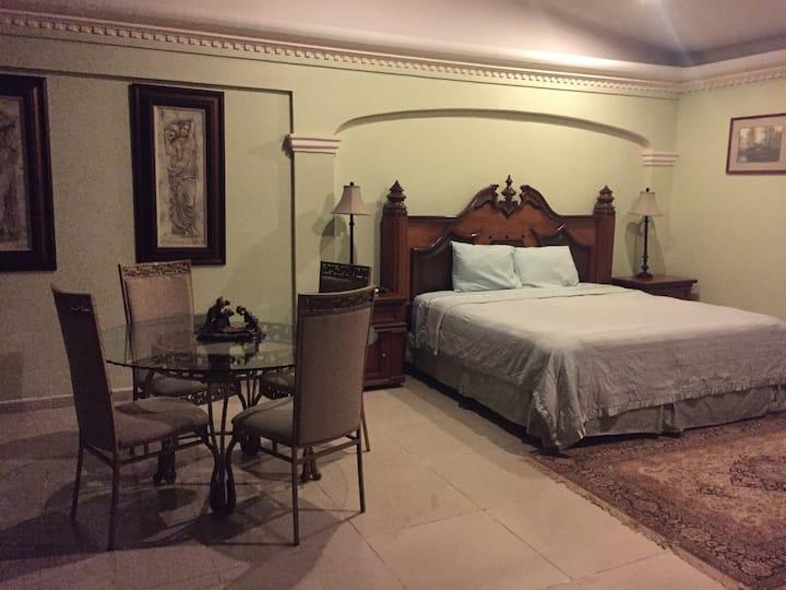 Suite Doble de Lujo/ Gran Hotel Firenze
