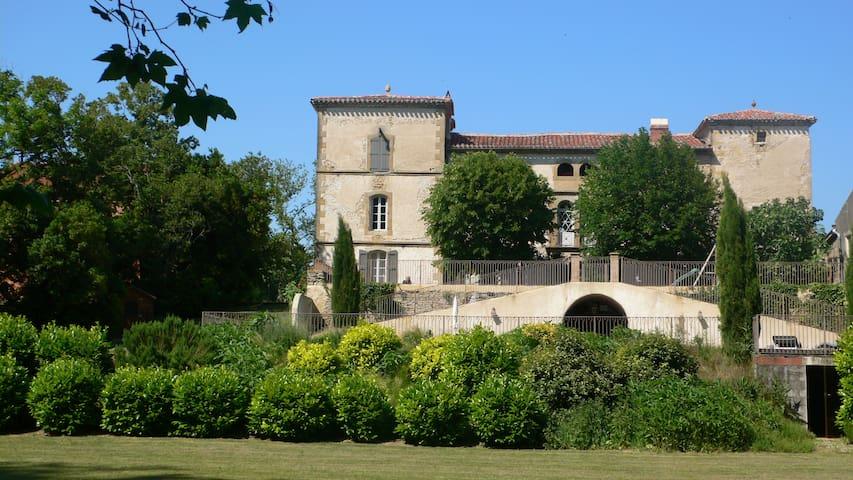 Le Château de ma Mère - Soupex - Kasteel