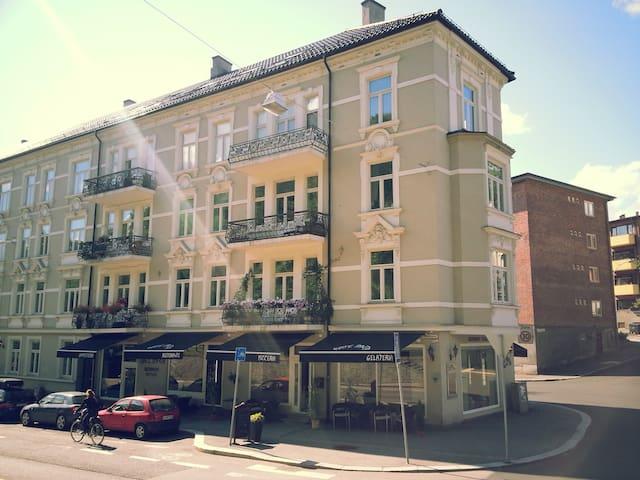 Big room, close to city senter,WIFI - Oslo - Appartement