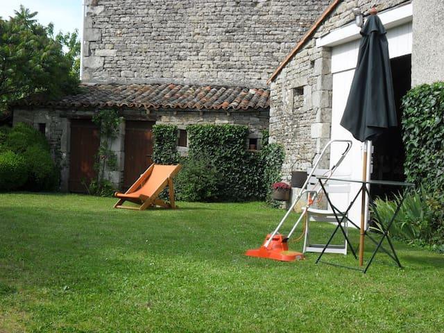 Chez Gustave - Paizay-Naudouin-Embourie - Hus