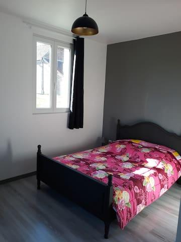 La chambre 1  (lit 2 places)