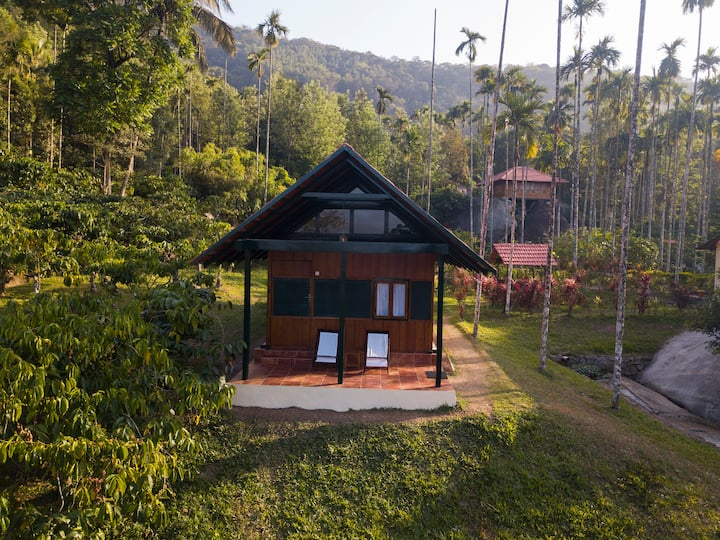 Marmalade Springs Wayanad - Cottage