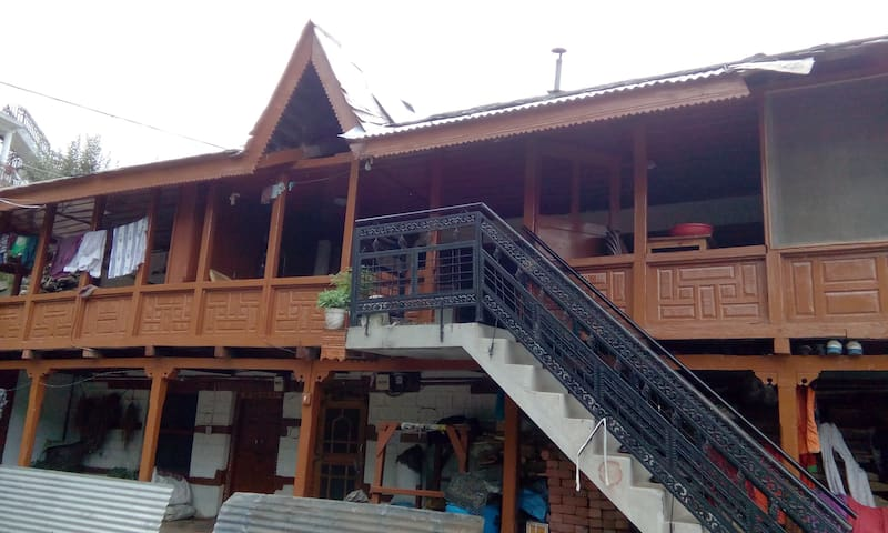 Homestay in a Traditional Village in near Manali