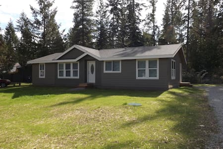 Quiet, Peaceful Stay in Bayview, Idaho