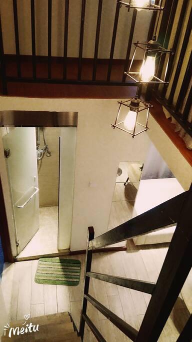 房内复式楼梯