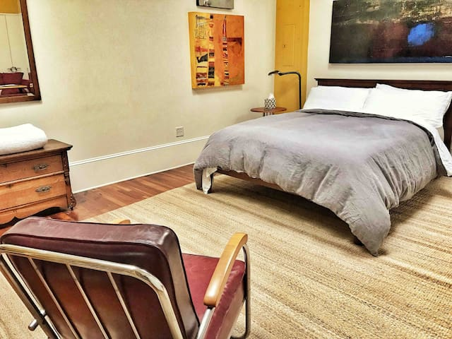 """Bright and clean with the most comfortable bed in all of Roanoke"" says recent guest Linsey."