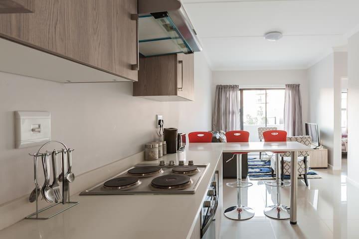 #AlimamaSpaces: Robert's Heights- bedroom 1