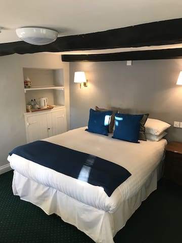 Carswell Golf Club Bed and Breakfast Room 1