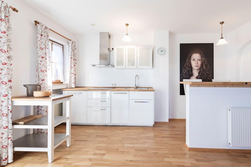 bio ferienwohnung mit traumhaften ausblick condos zur miete in bad kohlgrub bayern deutschland. Black Bedroom Furniture Sets. Home Design Ideas