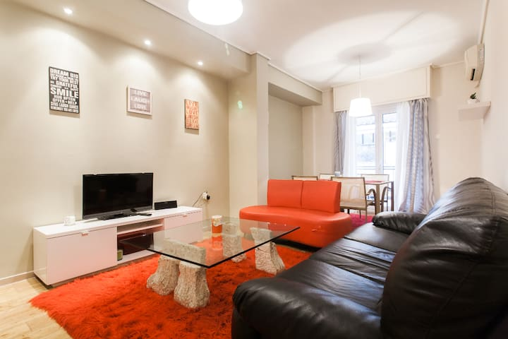 apartment in the heart of Athens!