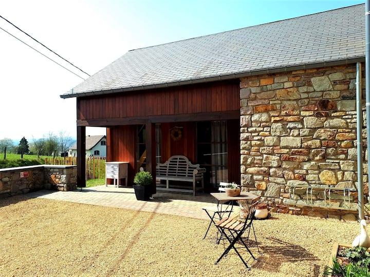 Charmant huisje in een prachtige, rustige omgeving