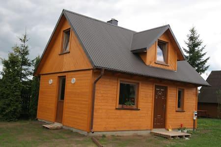 Domek drewniany 7-osobowy