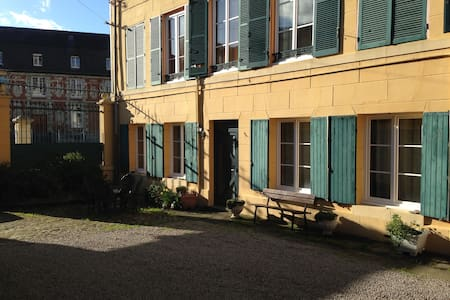 suite with 2 connecting bedrooms - Lisieux