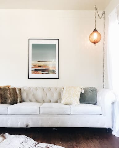 Amarillo Street Abode - Denton - Casa