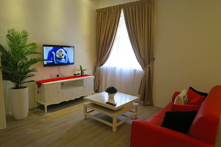 Chulia Apt - George Town - Appartement
