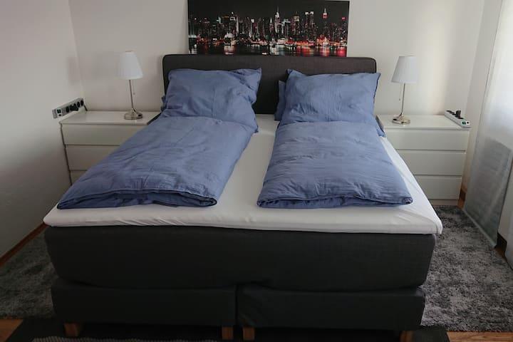 Vollausgestattetes 👑King Size Bett Zimmer 💤🤗🤗✨