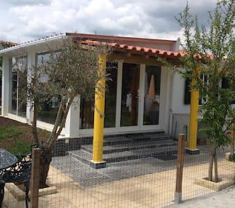 Quintinha  do Zé da Lola - Silveiras - House