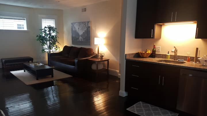 Cozy room in brand new 4 bed 2 bath.