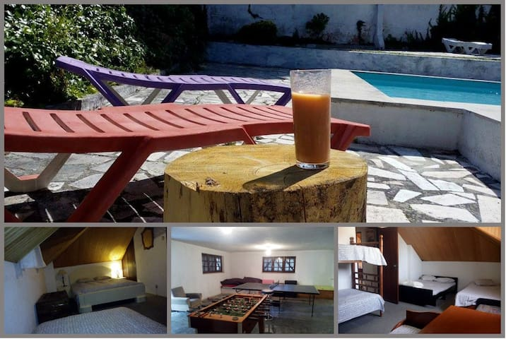 Surf House & Adventure - Charneca de Caparica - Villa